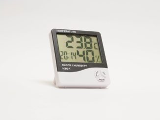 Hygrometer Terrarium